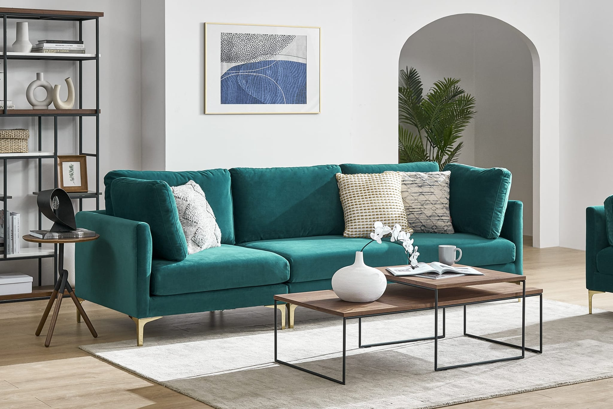 All You Wanted To Know About Lounge Sofas